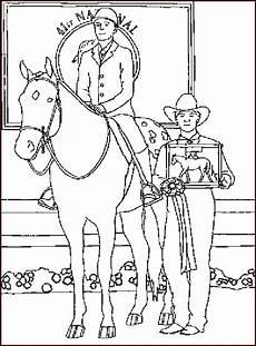ausmalbilder pferde mit reiter 2 ausmalbilder pferde