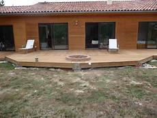 Construction D Une Terrasse En Bois Construction D Une Terrasse En Bois