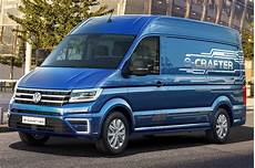 vw e crafter concept previews 2017 production model with
