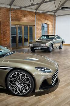 Aston Martin Bond 2020 - bond s 50th anniversary aston martin dbs