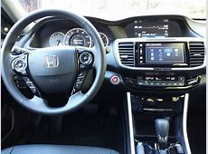 REVIEW: 2016 Honda Accord EX L Sedan with Navi and Honda