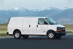 2020 Chevrolet Express Cargo Van Review Trims Specs