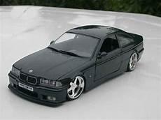 bmw m3 e36 coupe schwarz felgen andrew racing ut models