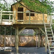 treeless tree house plans 9 best treeless tree house images on pinterest