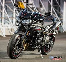 triumph speed rs triumph speed rs review motorcycle tests mcnews