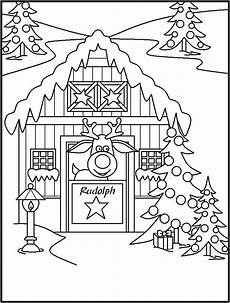 Ausmalbilder Rudolf Das Kleine Rentier Rudolf Das Rentier Ausmalbild Weihnachten Zum Ausmalen
