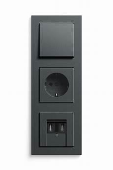 E2 Schalterprogramm Im Minimalistischen Design
