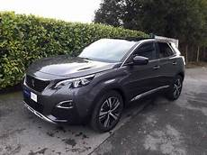 Peugeot 3008 Occasion 2 0 Bluehdi 150ch Gt Line S S 224