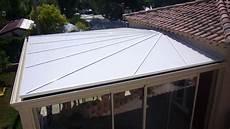 panneau sandwich toiture veranda v 233 randa acier alu et bois