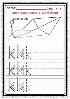 free letter k worksheets for preschool 24376 lowercase letter k worksheets free printable preschool and kindergarten