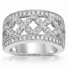 wide band diamond wedding rings for women womens wedding ring vs wedding band