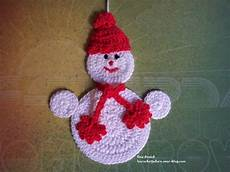 tuto deco de noel au crochet decoration de noel au crochet