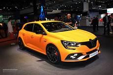 2018 renault megane rs is the best hatchback at iaa
