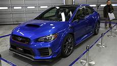subaru 2020 sti the 2020 subaru wrx sti s209 isn t technically built by subaru