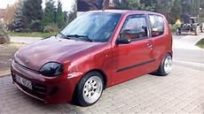 Fiat Seicento Sporting - fiat seicento sporting german style oem tuning