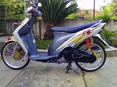 Suzuki Spin Modif modifikasi motor suzuki spin gaya drag racing modifikasi