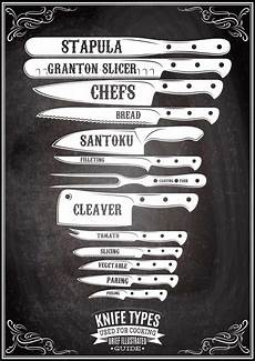 kinds of kitchen knives 24 different types of kitchen knives do you them all