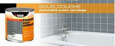 Sous Couche 233 Tanch 233 It 233 Avant Carrelage