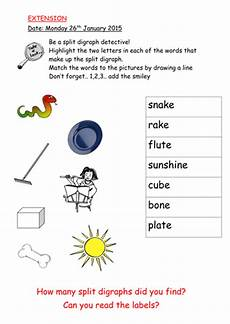 be a split digraph detective by lukeliamlion uk