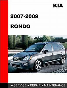 free service manuals online 2008 kia rondo parental controls kia rondo 2007 2008 2009 workshop service repair manual tradebit