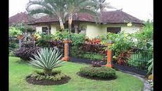 Desain Taman Rumah Kung Destaman