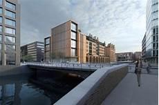 Gebr Heinemann Headquarters Extension Winning