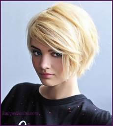 short haircut for oval face and thick hair wavy haircut