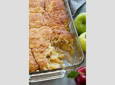 fresh lemon cobbler_image