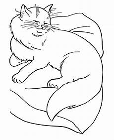 color by number cat coloring pages 18089 free printable cat coloring pages for