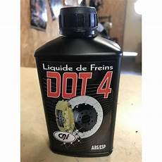Liquide De Frein Dot 4 Occasmoto