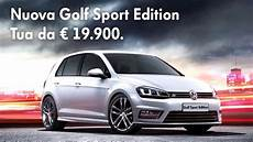 Baiauto Presenta Nuova Volkswagen Golf Sport Edition