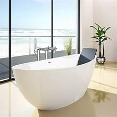 freistehende badewanne groß hoesch namur oval badewanne 190 x 90 cm freistehend 4403
