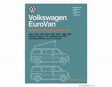 automotive service manuals 2002 volkswagen eurovan on board diagnostic system vw eurovan bentley repair manual free tech help