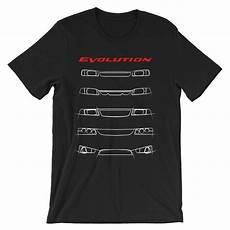mitsubishi evolution t shirt driver apparel