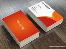 name card template psd free creative psd business card template free