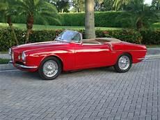 Alfa Romeo 1900 Sprint Cabriolet 1955