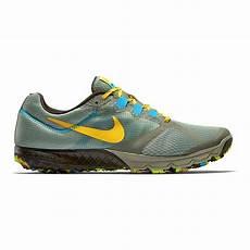 mens nike air zoom wildhorse 2 trail running shoe at road