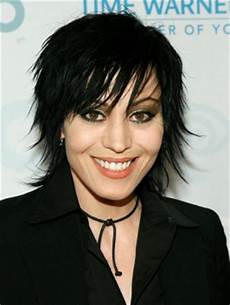 Joan Jett Hairstyle