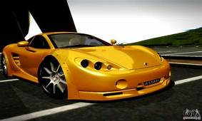 Ascari KZ1R Limited Edition For GTA San Andreas