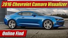 Chevrolet Camaro Konfigurator - find 2016 chevrolet camaro visualizer
