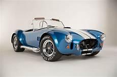shelby cobra 427 50th anniversary continuation model announced