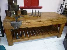 Altes Holz Bearbeiten - workbench using softwoods for bench tops woodworking