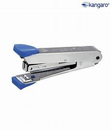 kangaro stapler hs r10 of 5 with free staple pins no 10 buy online at best price in