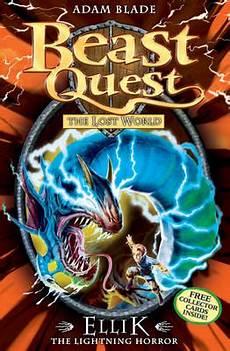 ellik the lightning horror a beast quest wiki fandom