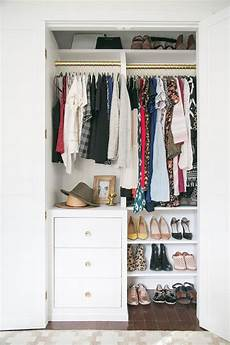 Bedroom Closet Ideas For Small Spaces by 13 Best Small Closet Organization Ideas Storage Tip For
