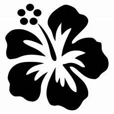 Ausmalbilder Hawaii Blumen Hawaii Blume Malvorlage