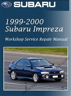 manual repair autos 1994 subaru impreza electronic valve timing 1999 to 2000 subaru impreza workshop factory service repair manual online repair manuals