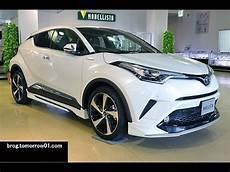 Toyota C Hr Hybrid Quot Modellista Style Quot