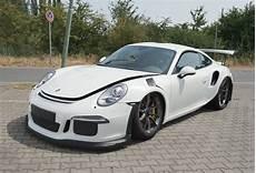 2016 porsche 911 gt3 rs crashes in germany gtspirit