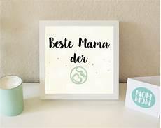 Muttertagsgeschenke Selber Machen - muttertagsgeschenk selber machen diy lightbox zum mutter